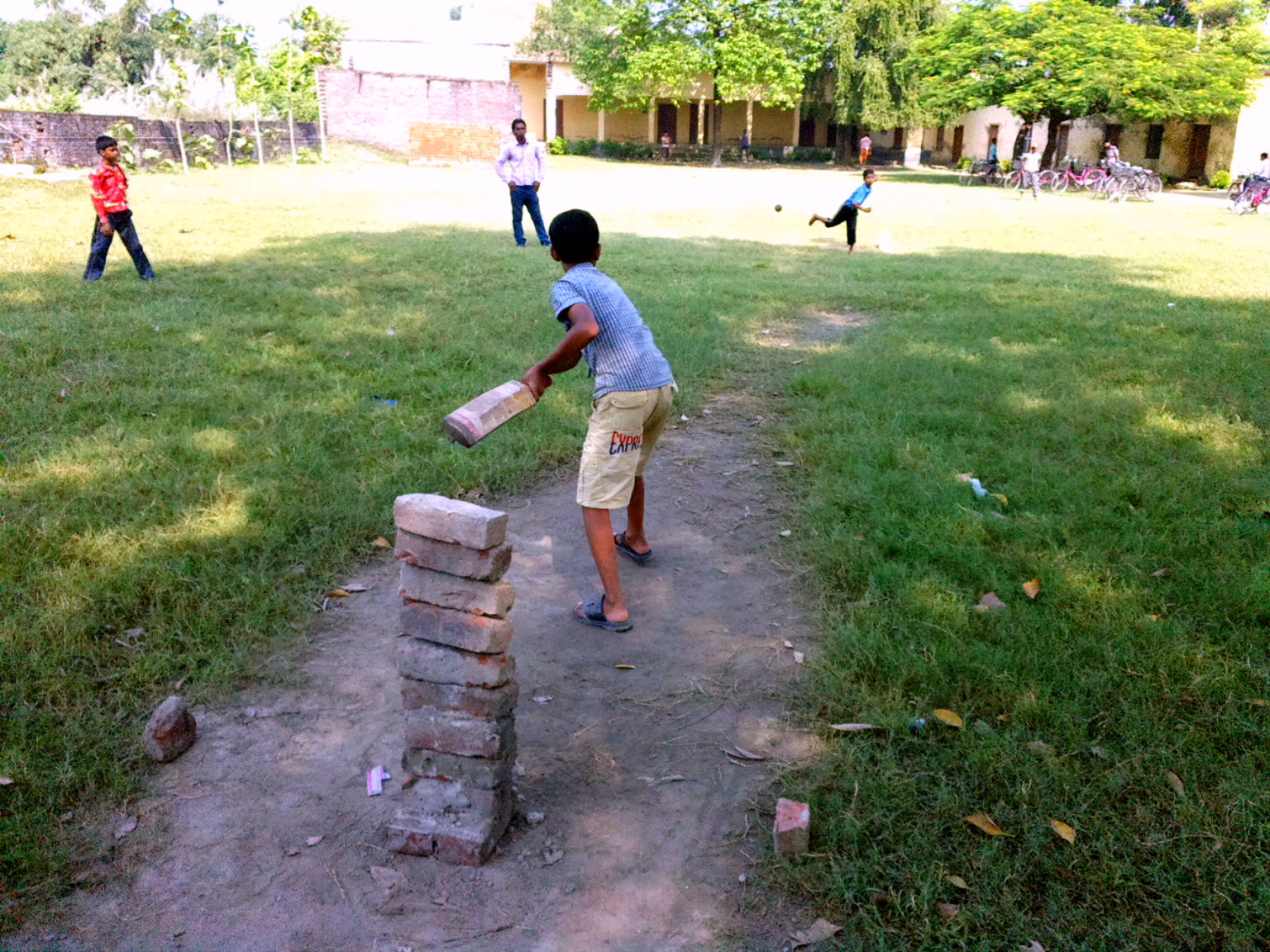 Village Gali Cricket